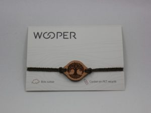 Bracelet Wooper Arbre de vie